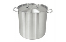 Stainless Steel Pot - 80 L (Material to be cleaned)