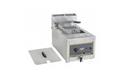 Electric Fryer - 8 L (Material to be cleaned)