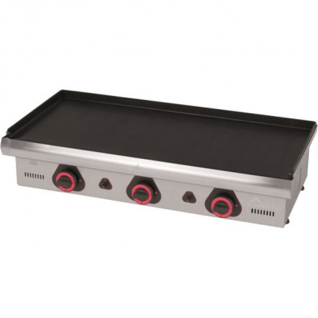 Electric Plancha - 90x40 cm - 220V (Material to be cleaned)
