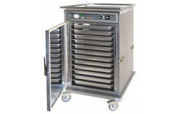 Electric oven GN1/1 - 200 °C Ventilated