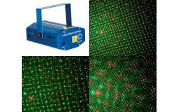 Ambiance MiniFire laser avec trépied