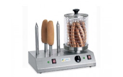 Hot Dog Machine - 38x49x29 cm - 220 V (Material to be cleaned)