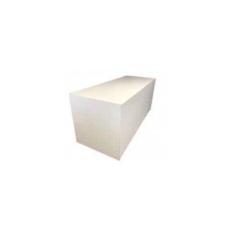 Table Buffet Pliante Houssée - 200x80xh90