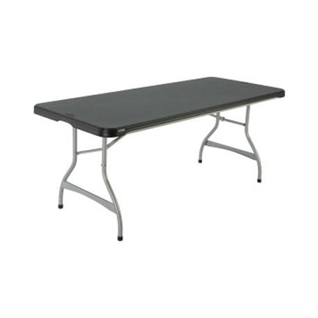 Rectangular table in resin - 185x75 cm