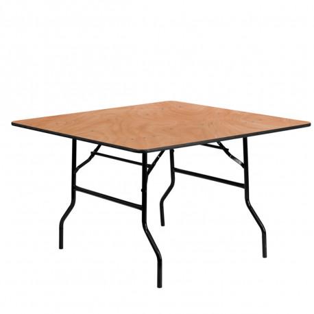 Square Table - 100x90 cm