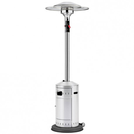 Patio Heater with Gas