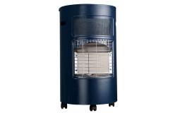Chauffage Autonome Hélios Gaz Infrarouge 4.2 KW - H 73 - Diam 45 - Butane 13 Kg