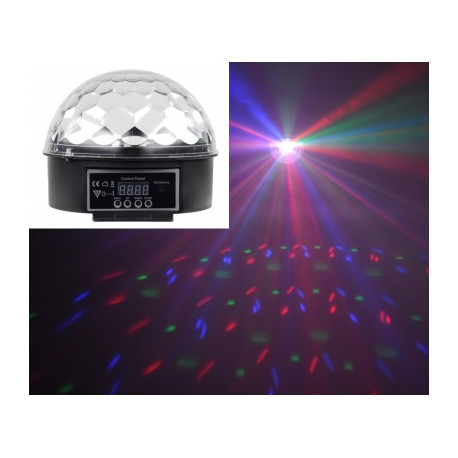 Sphère à rayons Multicouleur